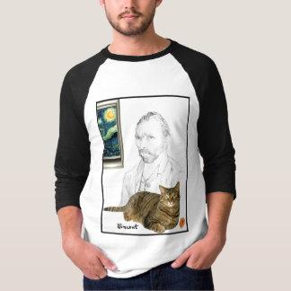 """Starry Night"" Evokes the Spirit T-Shirt"