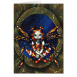 """Starry Night Fairy"" Greeting Card"
