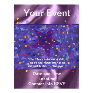 Starry Night Flyer