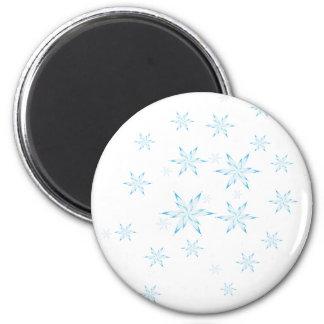 Starry Night Fridge Magnet
