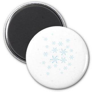 Starry Night Fridge Magnets