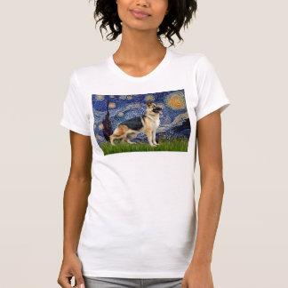 Starry Night - German Shepherd 13 T Shirts