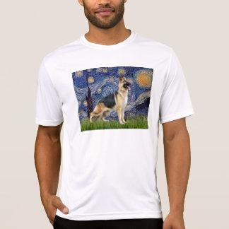 Starry Night - German Shepherd 13 Shirts