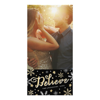 Starry Night | Holiday Photo Cards