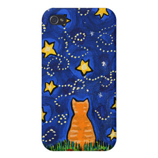 Starry Night iPhone 4/4S Cases