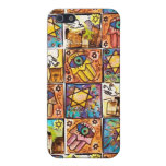 Starry Night Israel Ivory iPhone 5 Cases