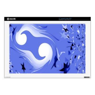 "Starry Night.jpg 17"" Laptop Skin"
