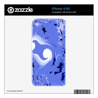 Starry Night.jpg iPhone 4 Decals