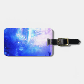 Starry Night Luggage Tag