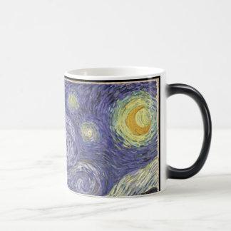 Starry Night Magic Mug