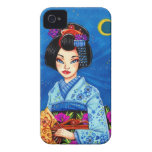 Starry Night Maiko iPhone 4/4S Case iPhone 4 Cases
