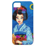 Starry Night Maiko iPhone 5 Case