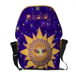 Starry Night Messenger Bag