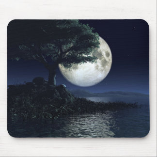 Starry Night Mouse Mats
