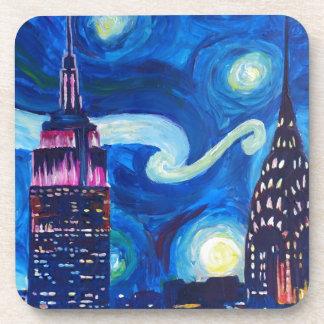 Starry Night New York Coaster