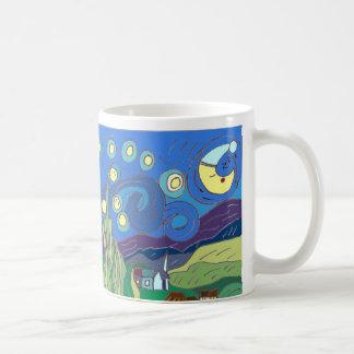 Starry Night Night Mug