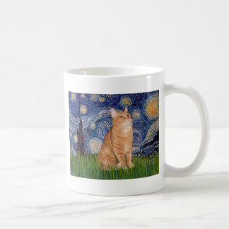 Starry Night - Orange Tabby 46 Mugs