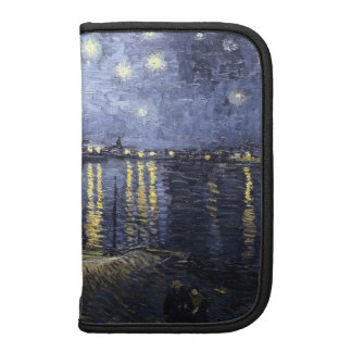 Starry Night Over the Rhone by Van Gogh Planners