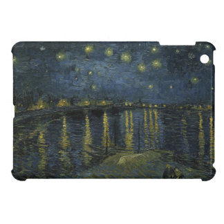 Starry Night Over the Rhone by Vincent Van Gogh Case For The iPad Mini