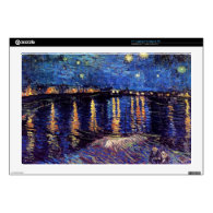Starry Night over the Rhone, by Vincent van Gogh. 17