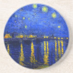 Starry Night Over the Rhone Coaster 3