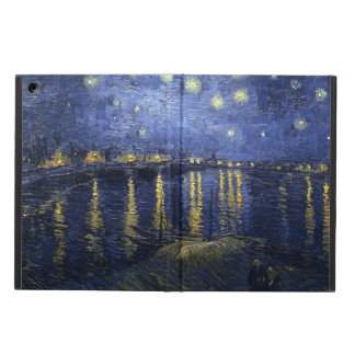 Starry Night Over the Rhone iPad Air Cases