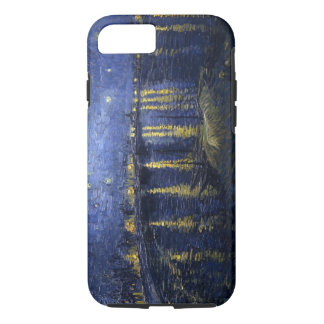Starry Night Over the Rhone iPhone 7 case