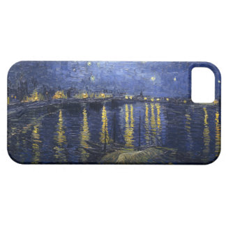 Starry Night Over the Rhone iPhone SE/5/5s Case