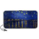 Starry Night Over the Rhone  Speaker