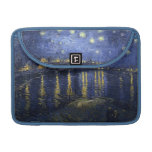 Starry Night Over the Rhone - Van Gogh (1888) Sleeves For MacBooks