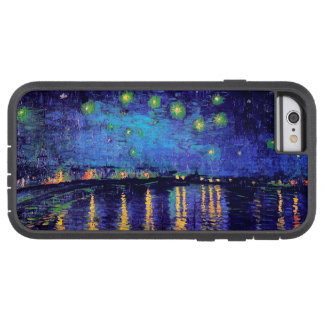 Starry Night Over the Rhone Van Gogh Fine Art Tough Xtreme iPhone 6 Case