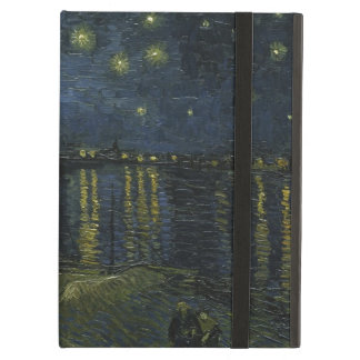 Starry Night Over the Rhone - Van Gogh iPad Cover