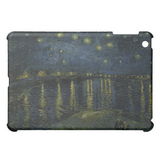 Starry Night Over the Rhone - Van Gogh Cover For The iPad Mini