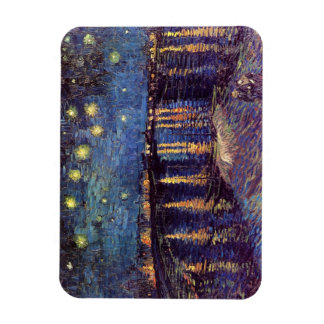 Starry Night Over the Rhone - Van Gogh Magnet