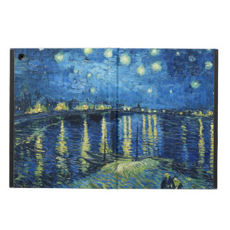 Starry Night over the Rhone Vincent van Gogh iPad Air Covers