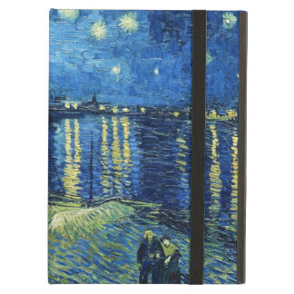 Starry Night over the Rhone Vincent van Gogh iPad Case