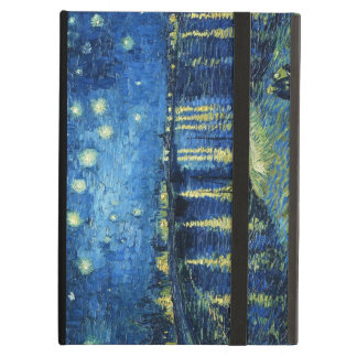 Starry Night over the Rhone Vincent van Gogh iPad Folio Case