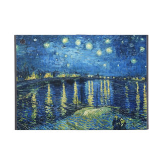 Starry Night over the Rhone Vincent van Gogh Cases For iPad Mini