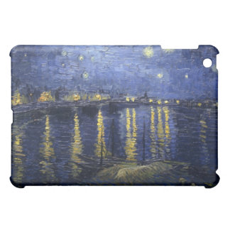 Starry Night Over The River Rhone iPad Mini Covers