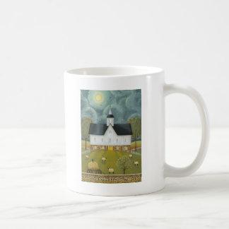 Starry Night - PA Star Barn Coffee Mug