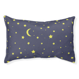 Starry Night Pet Bed