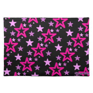 Starry Night Placemat Cloth Place Mat