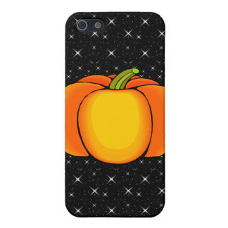 Starry Night Pumpkin Case For iPhone SE/5/5s