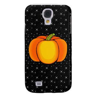 Starry Night Pumpkin Samsung S4 Case