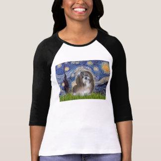 Starry Night - Shih Tzu (#6) T-Shirt