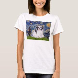 Starry Night - Shih Tzu (A-1) T-Shirt