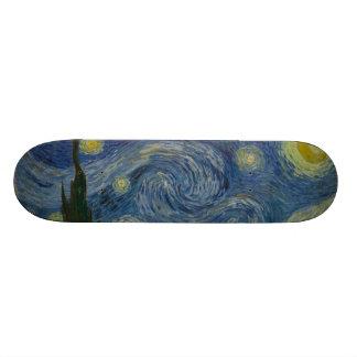 Starry Night Skateboards