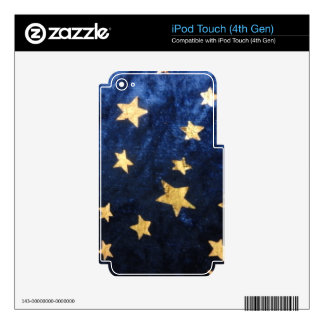 Starry Night Sky iPod Touch 4G Skins