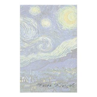 Starry Night - Stationery
