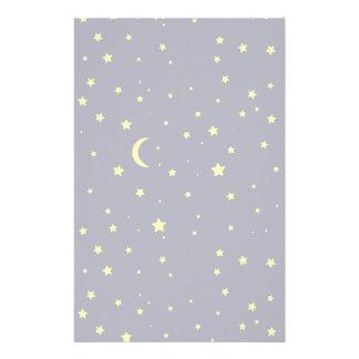 Starry Night Stationery